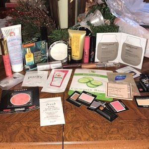 Lot of Makeup and Samples!